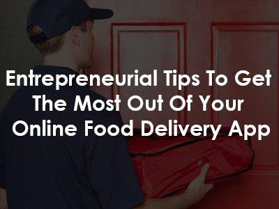 Best Online Food Delivery App