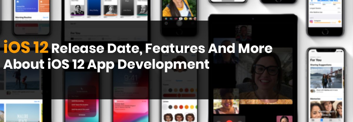 Hire iOS 12 Developers