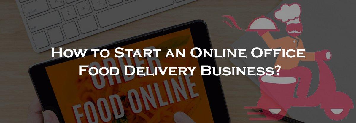 Start Food Delivery App Startup
