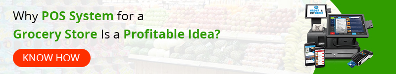POS System for Grocery Store