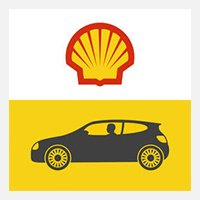 Shell + Jaguar's in-car app