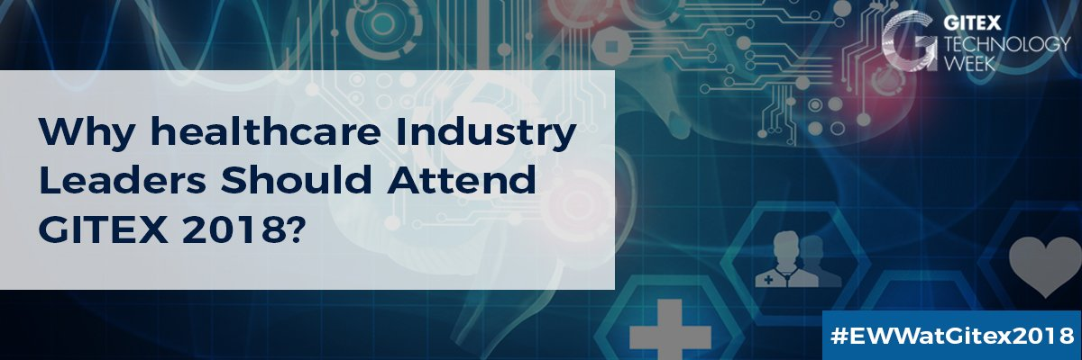 GITEX Healthcare Industry