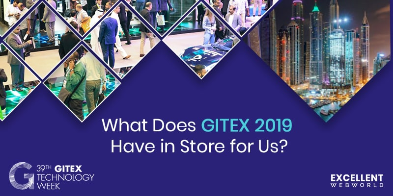 GITEX Dubai IT Tradeshow