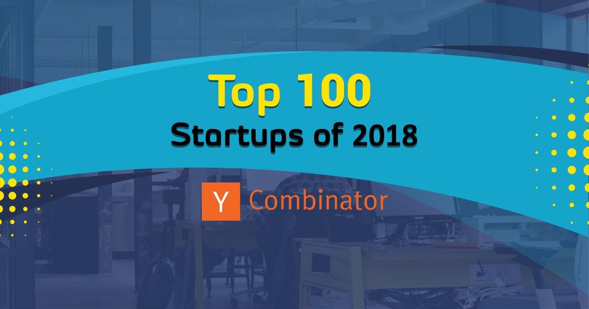 Top 100 Startups