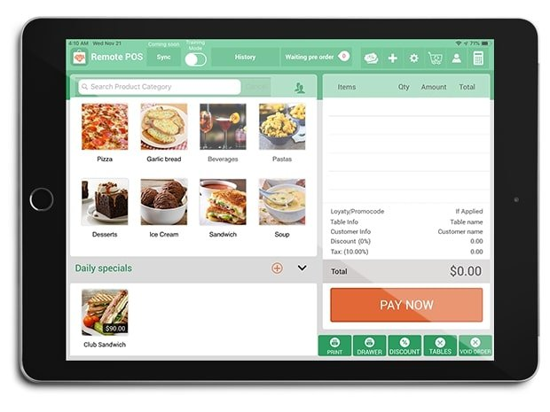 Best POS System for Small Business :: Build Mobile Point Of Sale