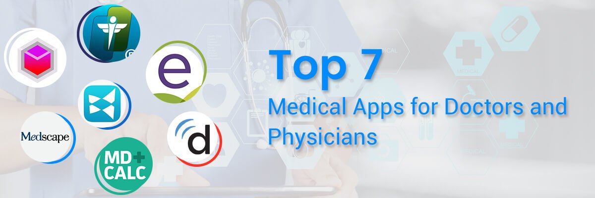Top 7 Medical Apps