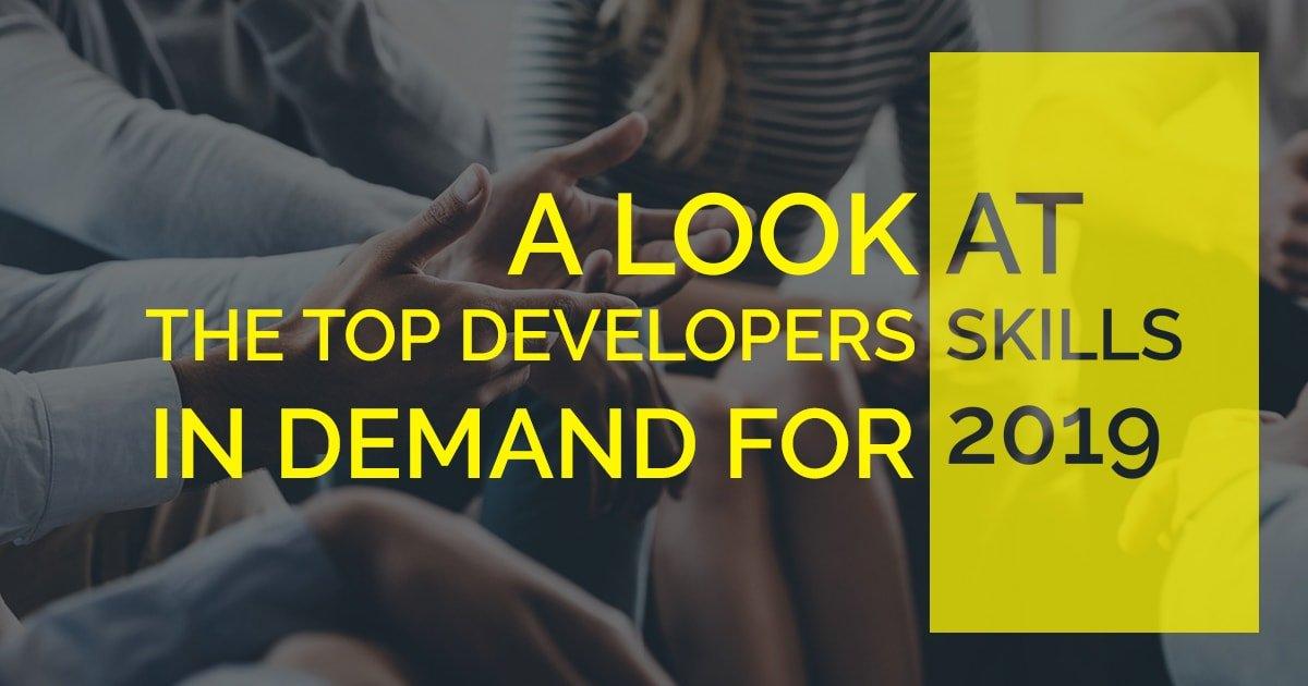 Top Developer Skill