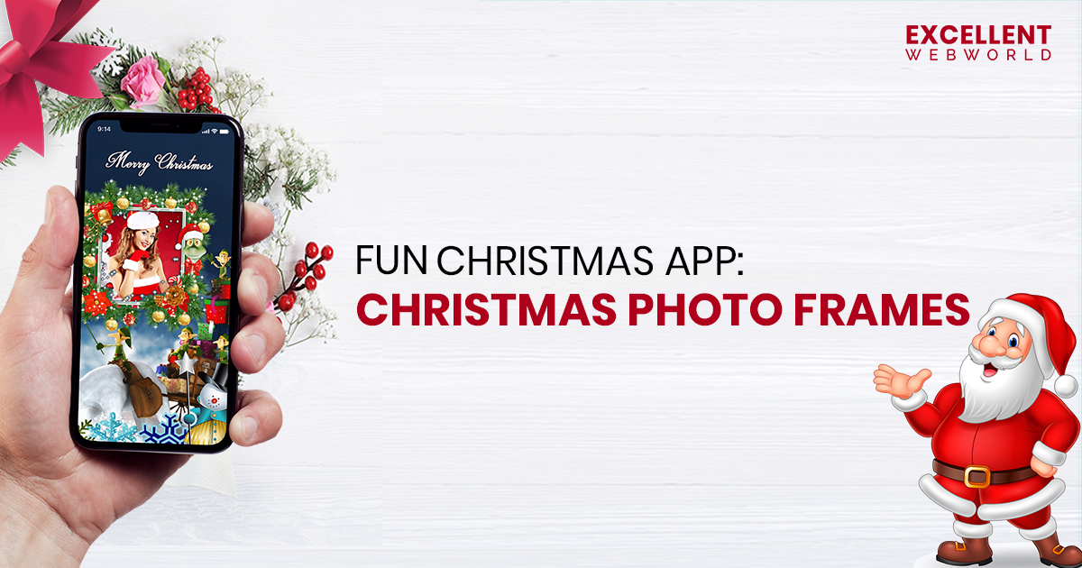 Christmas Photo Frames Apps