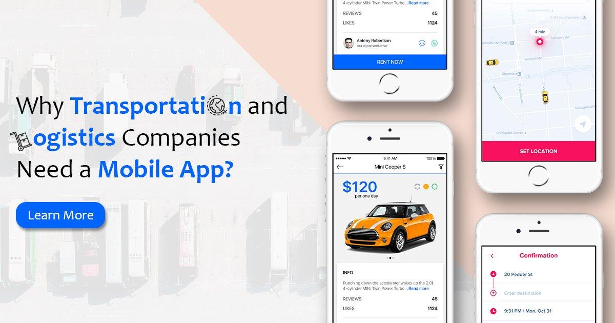 automobile app development