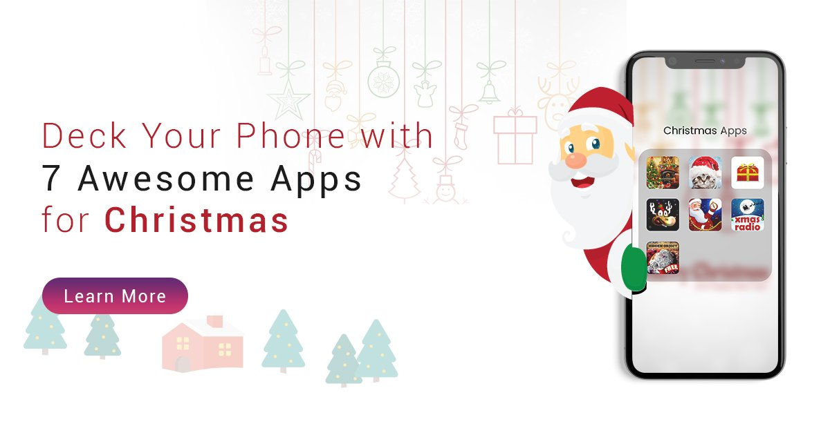 Top Christmas Apps