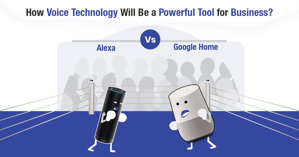 Top Comparison Google Home vs Amazon Alexa