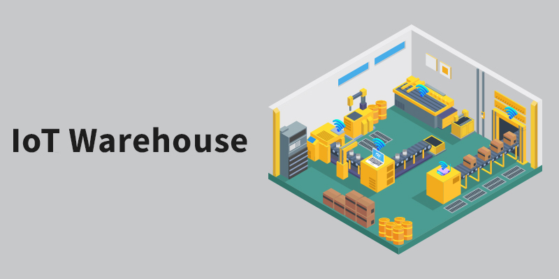 IoT Warehouse WHM