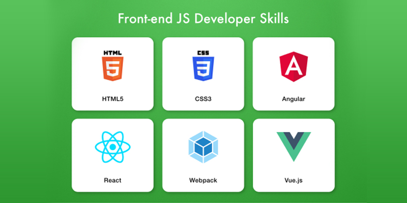 Front End js Developer Skills