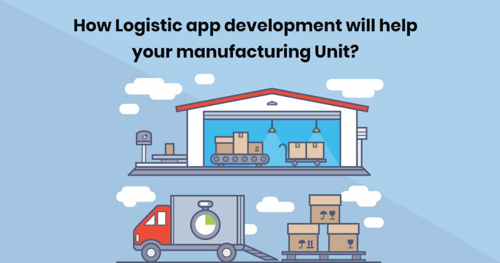 Smart Logistic Warehouse Management System