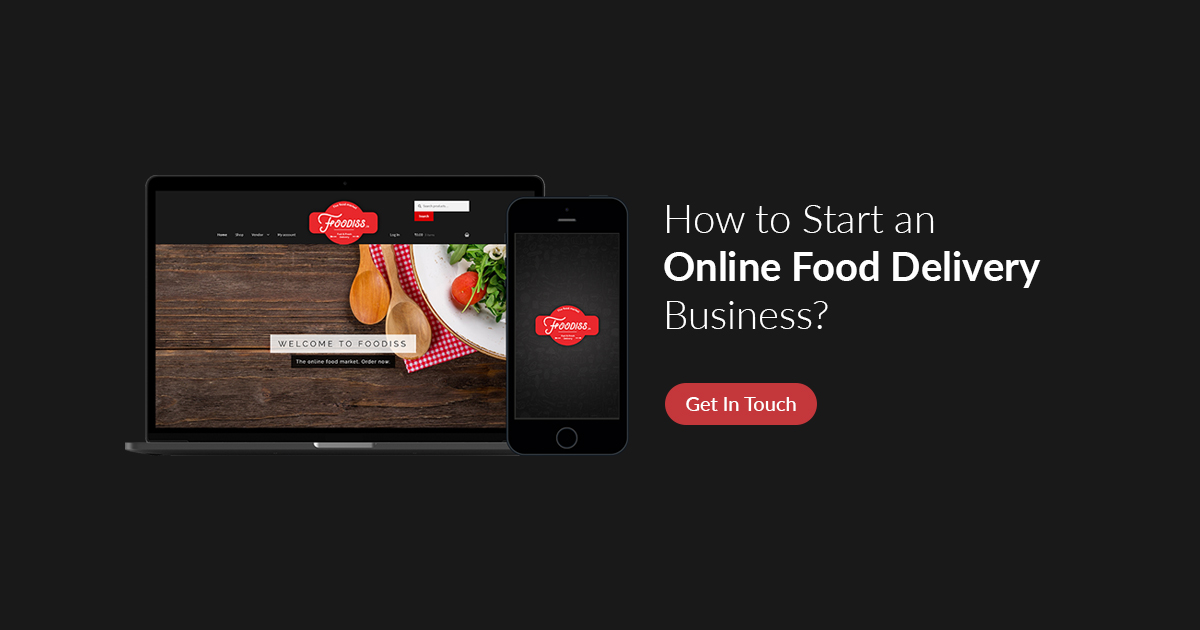 Food Delivery App Solutions
