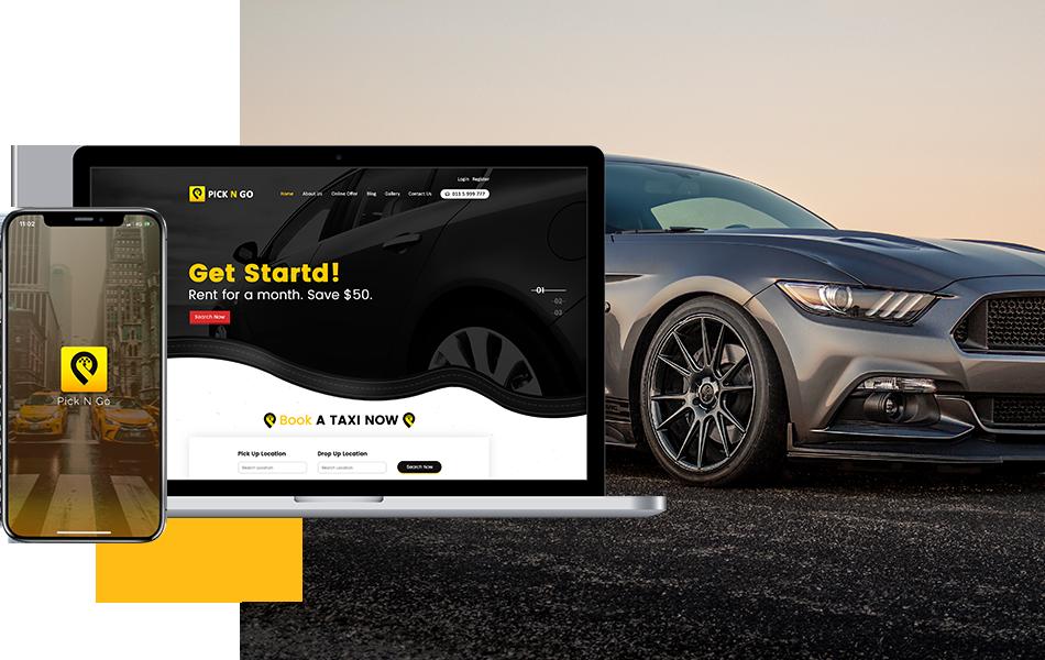Cab Booking App Development