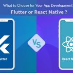 Comparison Between Flutter Vs React Native