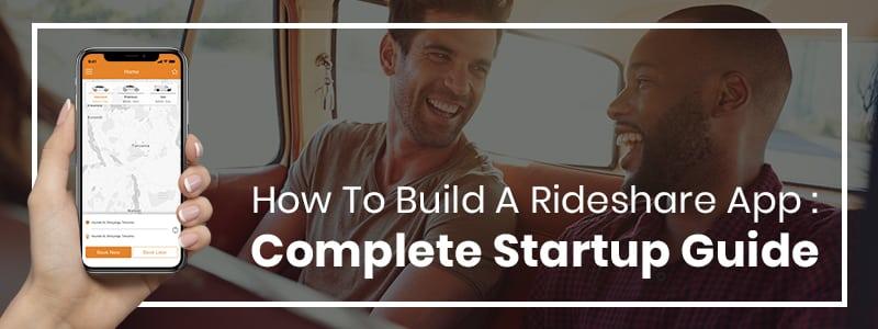 🚕 How to Make a Rideshare & Carpooling App Like Gett, Juno