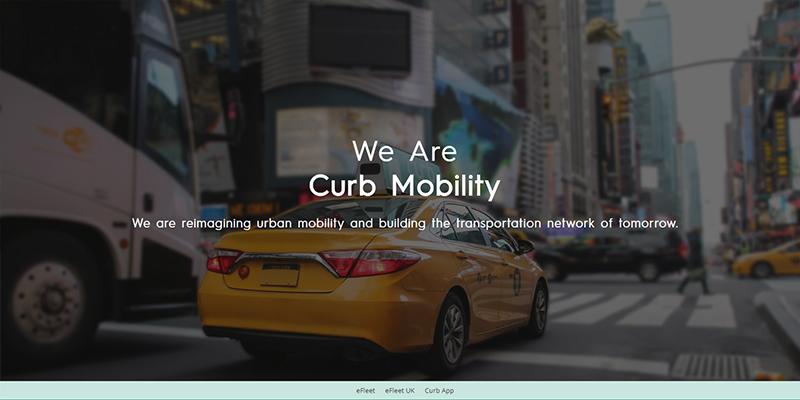 Curb On-Demand Taxi App