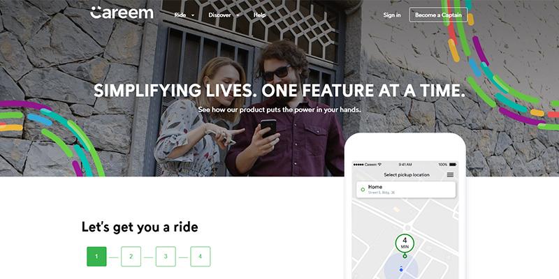 Careem Taxi App Company