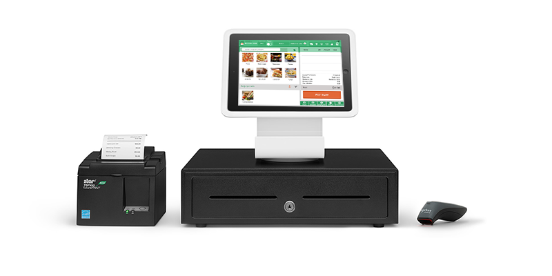 Traditional PoS System
