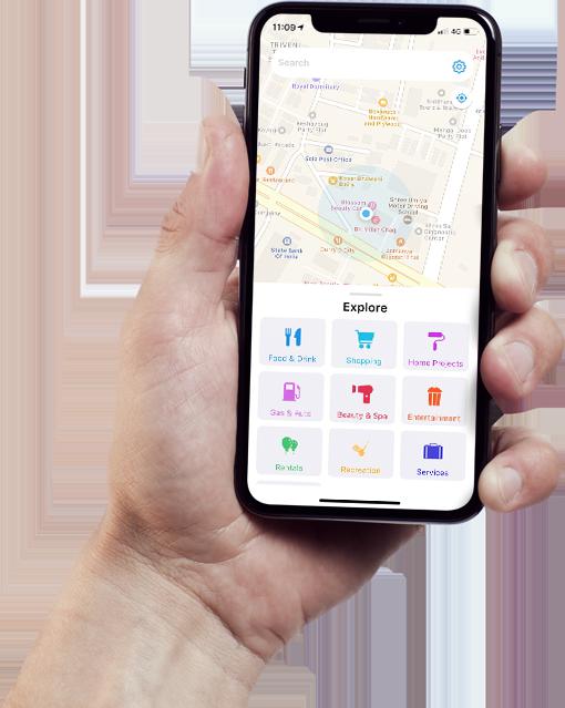Top Reward Points System Mobile App