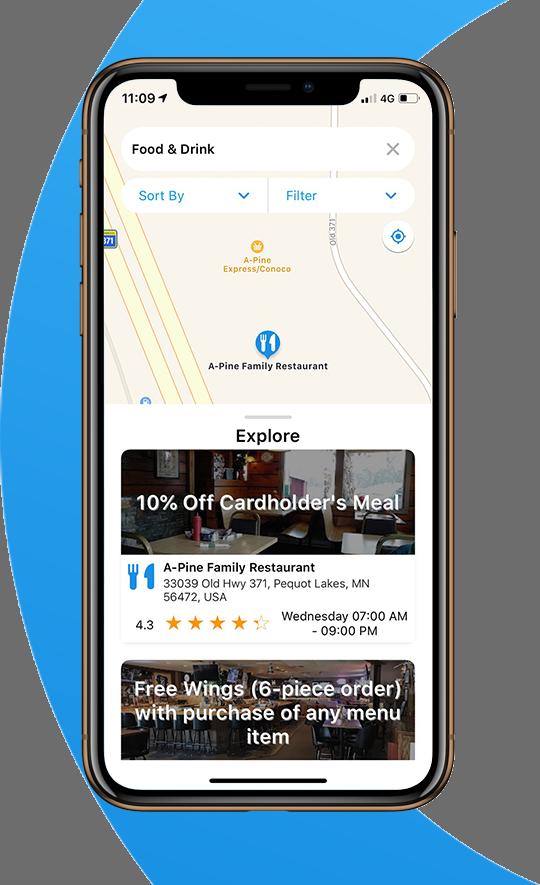 Best Reward Points System Mobile App