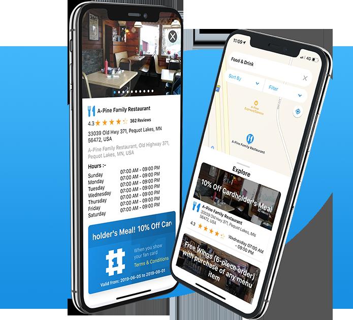 Reward Points System Mobile App