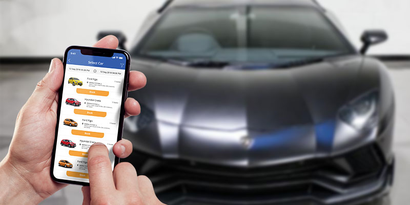 Automobile Leasing App Solution