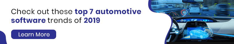 Top Automotive Software Development Trends