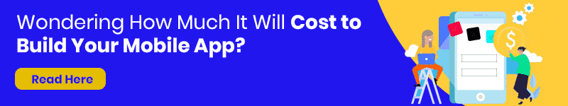 Cost to Build Mobile App