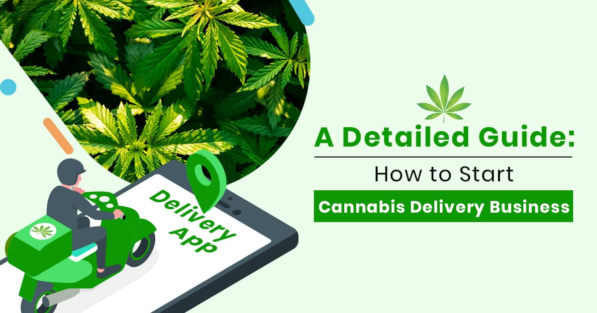 Start a Medical Marijuana Delivery Service