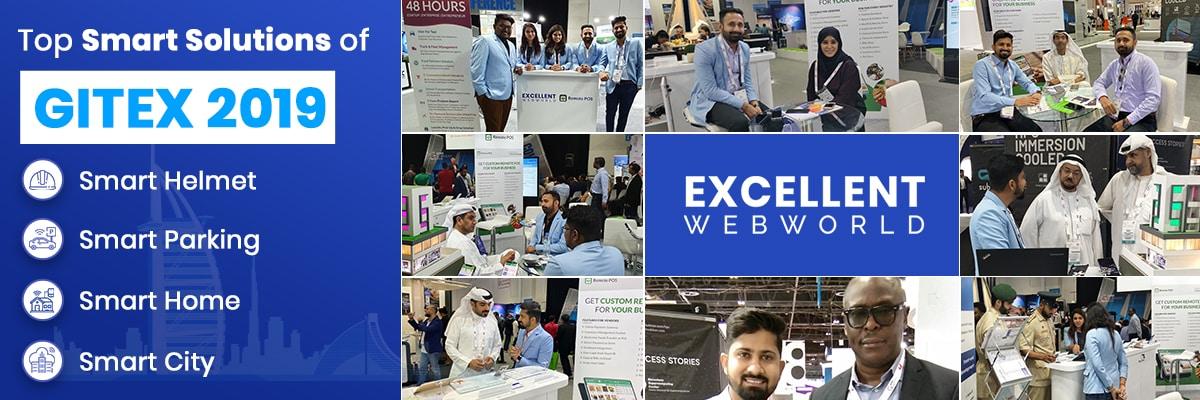 Top Smar tSolutions of GITEX Technology Week Dubai