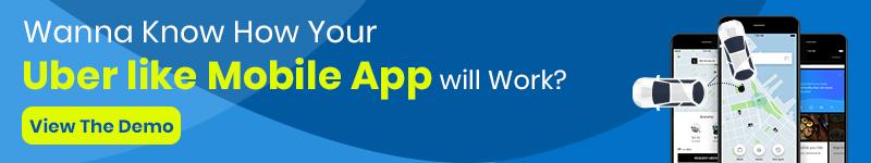 Uber like App Development