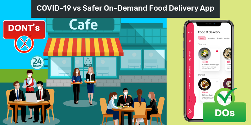 On Demand Food Services