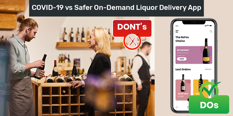 On-Demand Liquor Delivery