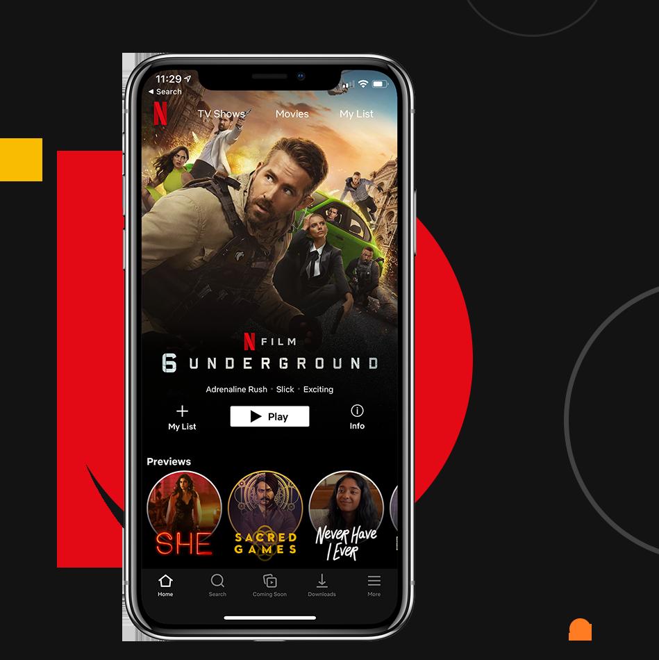 Build an app like Netflix
