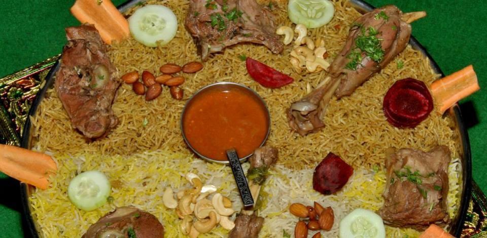 chicken mandi more 198 offer at matam al yamani arabian