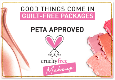 PETA Approved Cruelty-free Makeup Gift Card