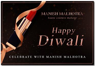 Manish Malhotra Diwali Gift Card 2