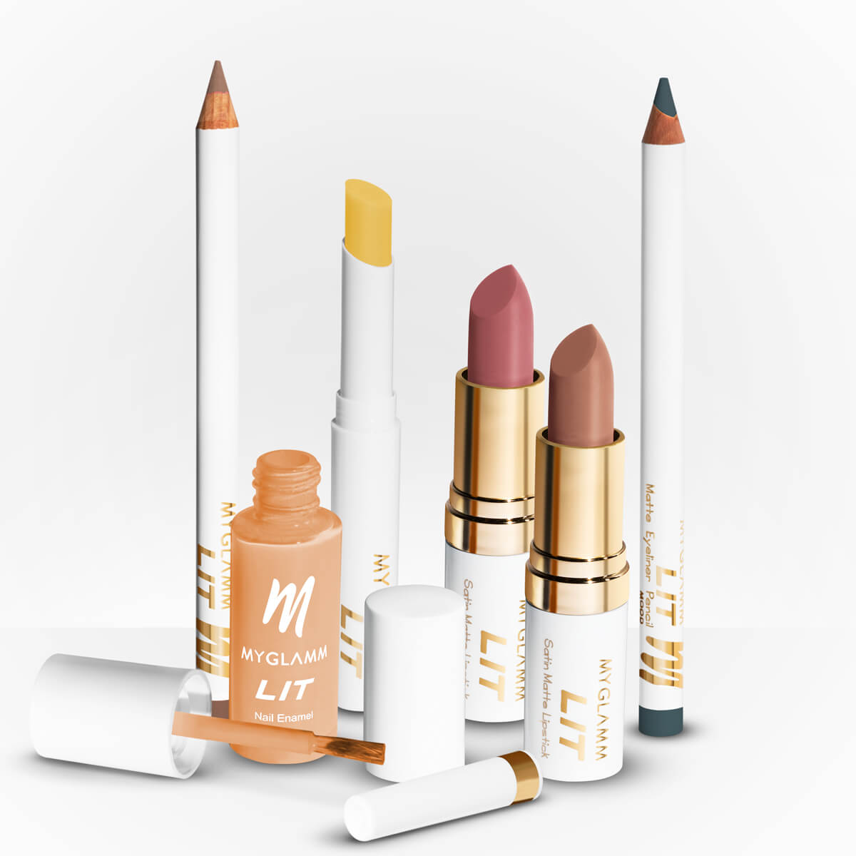 Basic Bae - Lip Makeup Kit