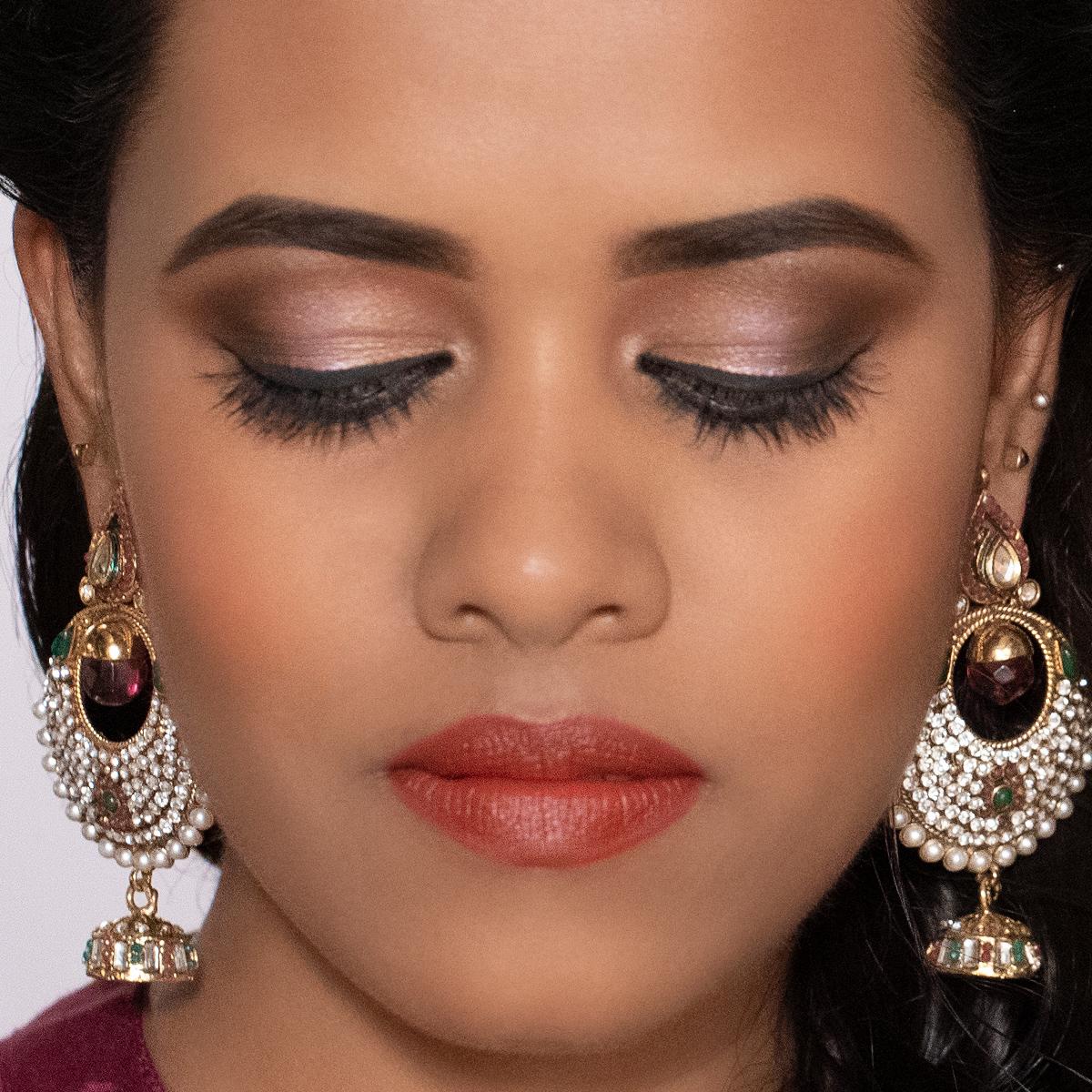 wedding makeup Look|