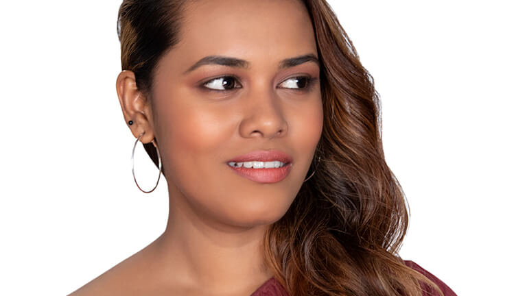 No Makeup & Natural Makeup Look