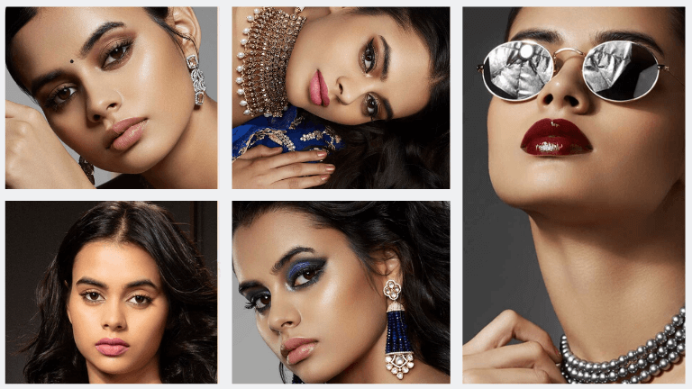 Bridal Makeup Looks for Indian Brides