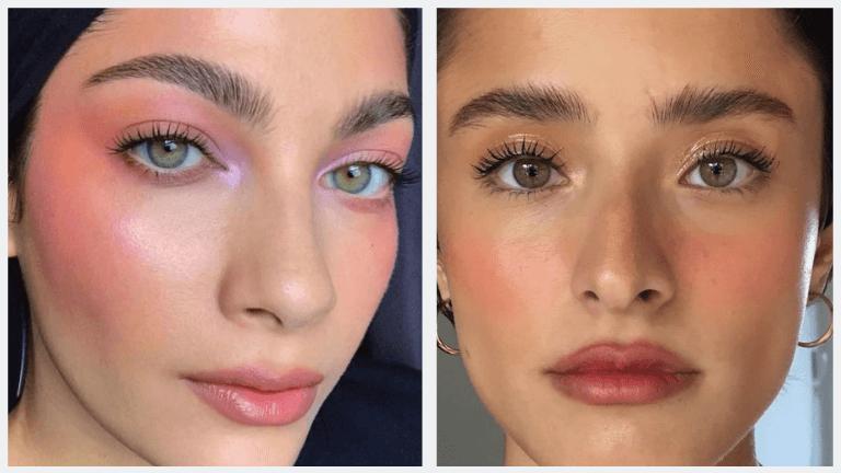 4 Ways To Apply Blush