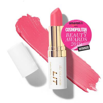 LIT Satin Matte Lipstick - Kissing Booth