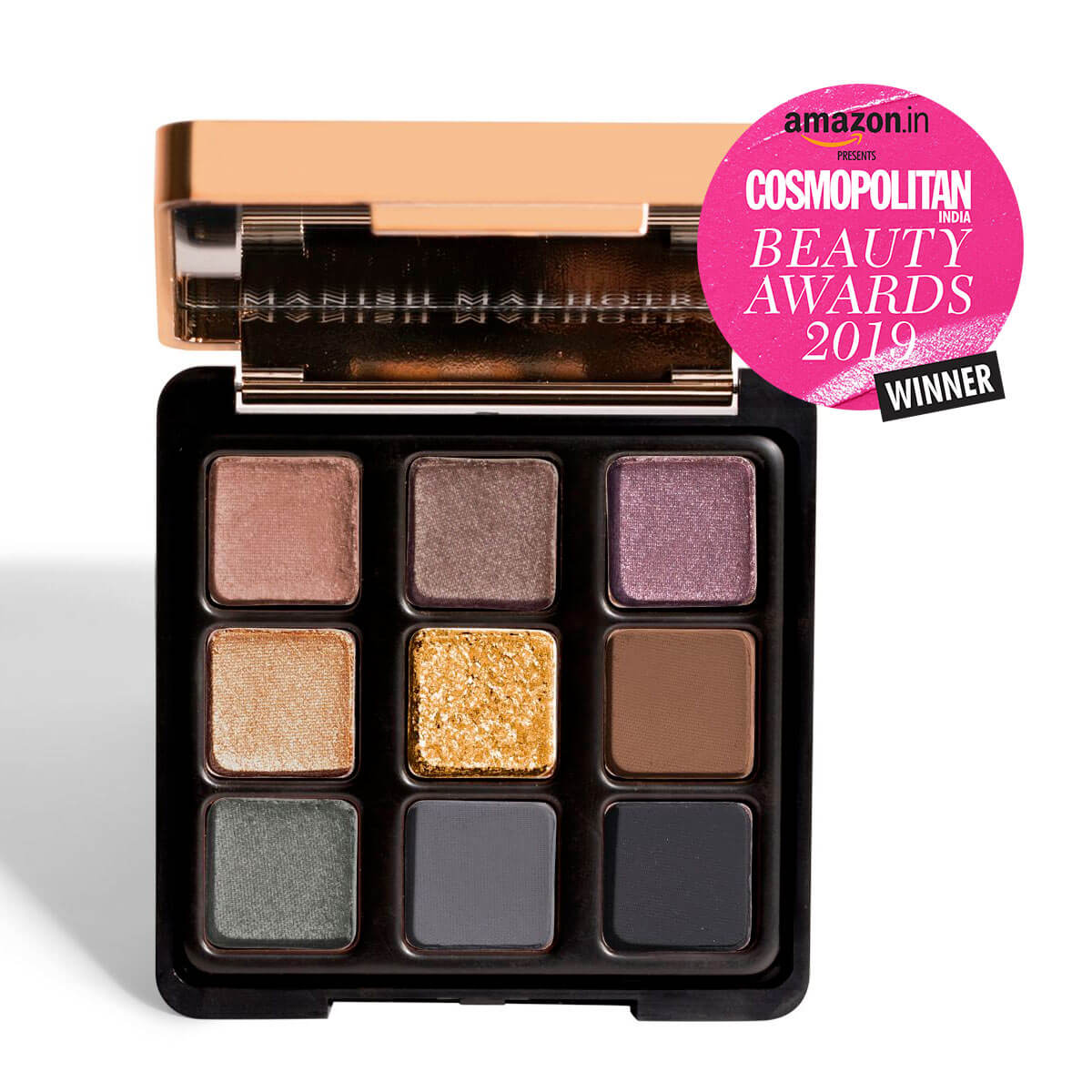 Manish Malhotra 9 in 1 Eyeshadow Palette