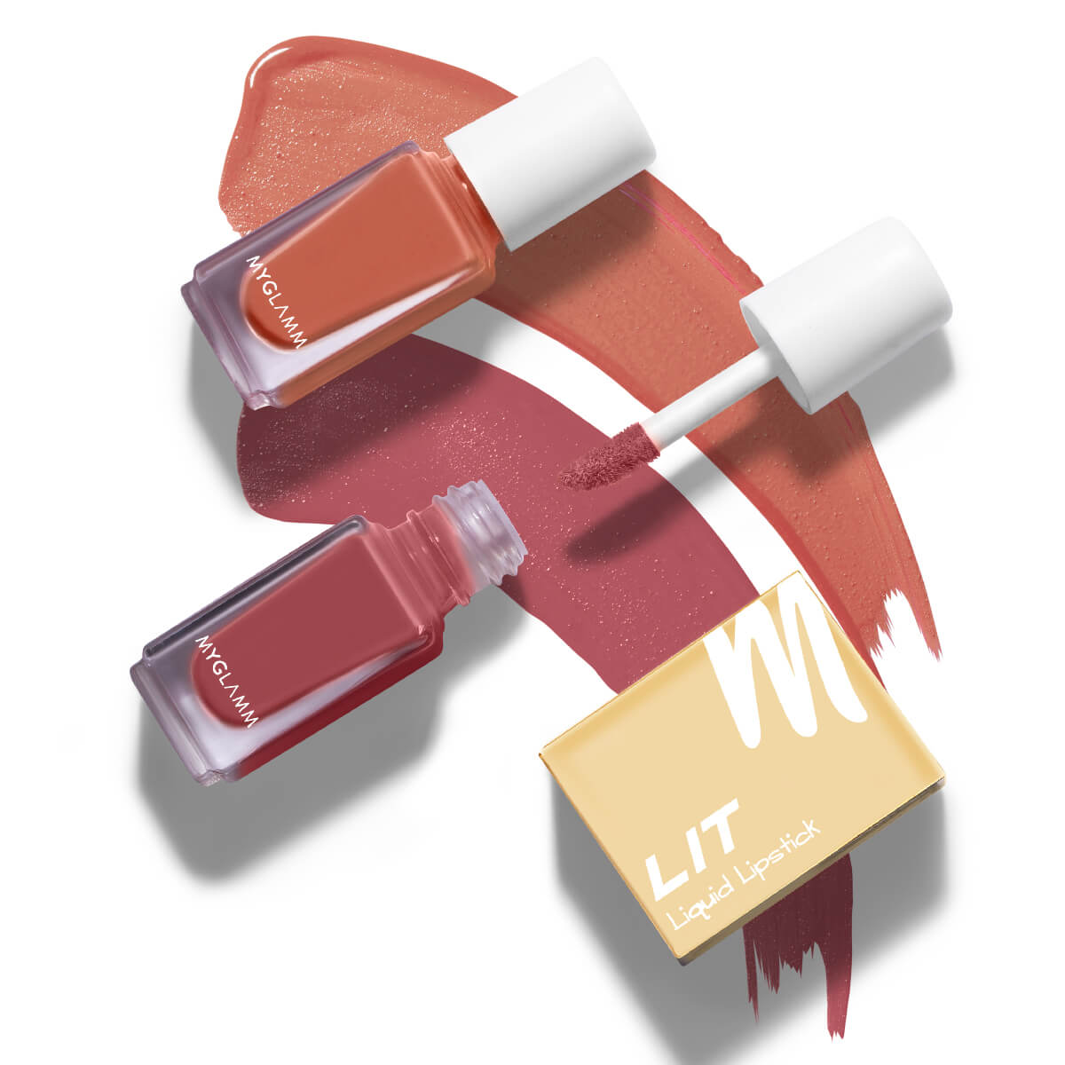 LIT 2 in 1 Liquid Matte Lipstick