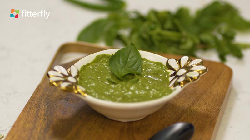 Basil Pesto Sauce