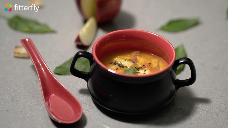Carrot Apple Soup